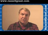 Russell Grant Video Horoscope Libra November Wednesday 6th 2013 www.russellgrant.com