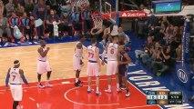 Tyson Chandler Swats Gerald Henderson _ Bobcats vs Knicks _
