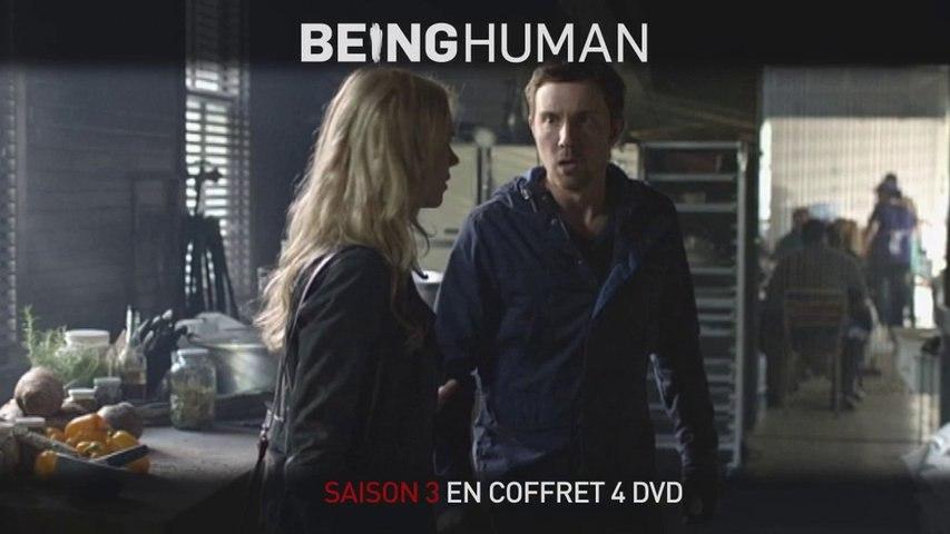 Being Human saison 3 en DVD