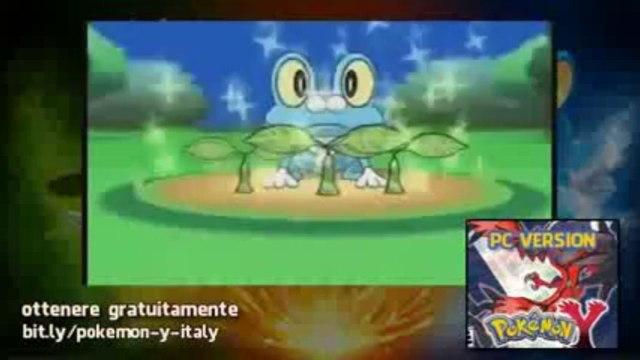 Téléchargement Gratuit Pokemon Y Version -  Télécharger Pokemon X et Y Version PC [Gratuit[ [lien description]
