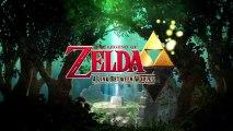Nintendo 3DS and 2DS - The Legend of Zelda A Link Between Worlds