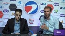 ESWC INTER CSGO FINAL: Verygames vs Clan-Mystik