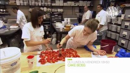CAKE BOSS  : du lundi au vendredi sur Vivolta