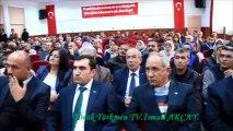 Banu AVAR Karacakurt Türkmen Derneği Millîİrade panelide konuştu.1 BÖLÜM.
