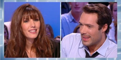 Doria Tillier face à Nicolas Bedos sur Canal+