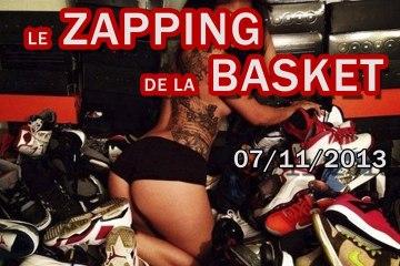Le Zapping de la Basket du 07 Novembre 2013
