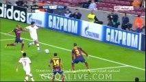 AC Milan Amazing Goal FC Barcelona Vs AC Milan 2-1 Gooalive.com ~ 06/11/2013
