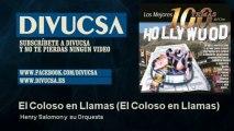 Henry Salomon y su Orquesta - El Coloso en Llamas - El Coloso en Llamas