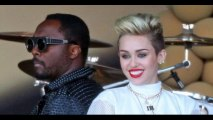 """WILL.I.AM ft MILEY CYRUS & FRENCH MONTANA & WIZ KHALIFA """" Feeling Myself """" (Official New Song 2013)."""