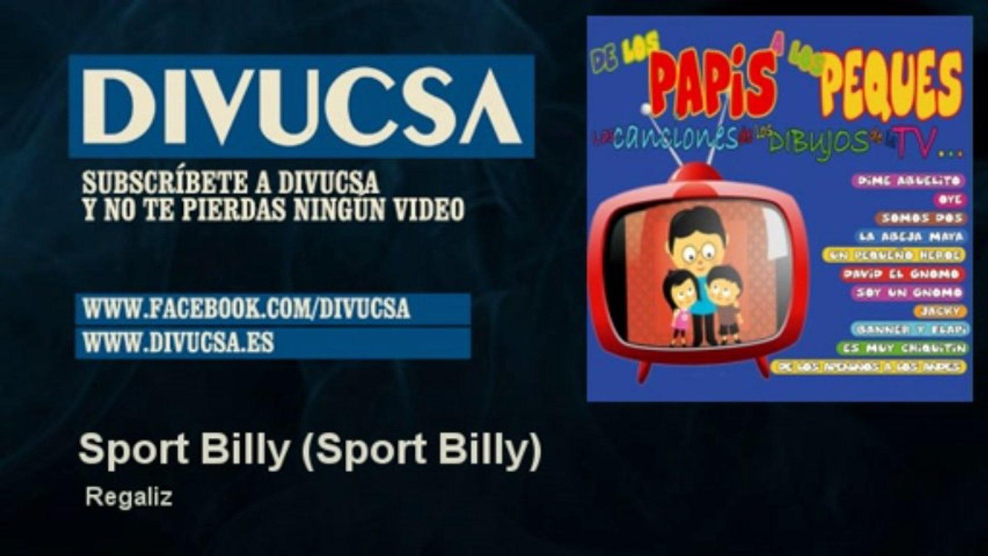 Regaliz - Sport Billy - Sport Billy