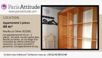 Appartement 1 Chambre à louer - Neuilly sur Seine, Neuilly sur Seine - Ref. 4524
