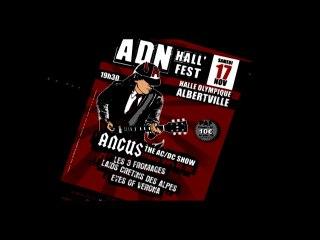Concert ADN HALL FEST 2012 - Albertville