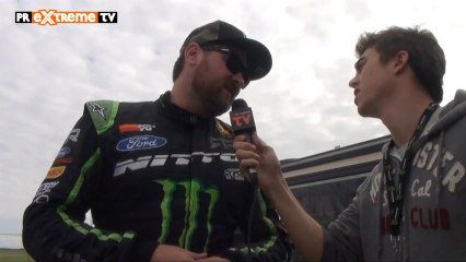 Gymkhana Grid en Madrid con Ken Block! Avance entrevistas muy pronto en PRMotor TV Channel (HD)