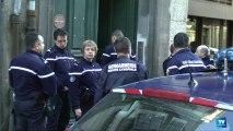 Vaste opération de Gendarmerie, ce jeudi matin, rue Victor Hugo à Carcassonne :