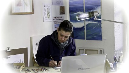 Karine Villard - Artiste peintre - Dessinatrice