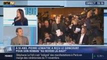 Pierre Lemaitre: l'invité de Nathalie Levy - 11/11