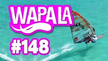 WAPALA Mag #148 : Windsurf en piscine | Kai Lenny | Speed à Lüderitz | Windsurf crashs | Justine Dupont