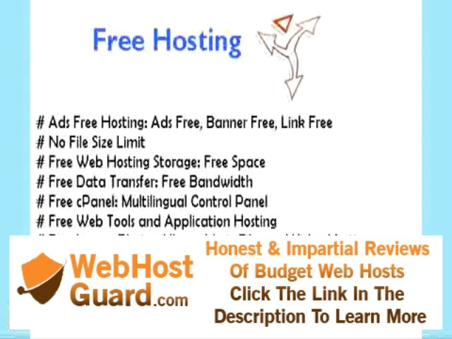 ecommerce website hosting trial