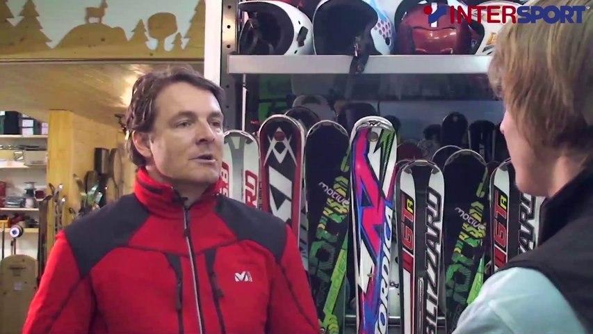 Le métier de skiman dans les magasins INTERSPORT de station