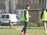 2013 Ligue 1 J13 LORIENT REIMS, l'avant match, le 08/11/2013
