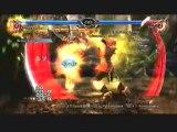 Soul Calibur 4 And Soul Calibur 5 Titan Bomb Comparison