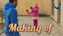 Explication du fake lancer de couteau et raquette ping pong