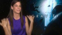 Sandra Bullock dishes the dirt on George Clooney's parties