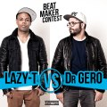 LAZY-T vs DR GERO // BEATMAKER CONTEST (1/4 finale)