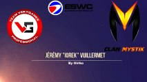 ioRek vs VeryGames - 1vs3 - Finale ESWC - One action