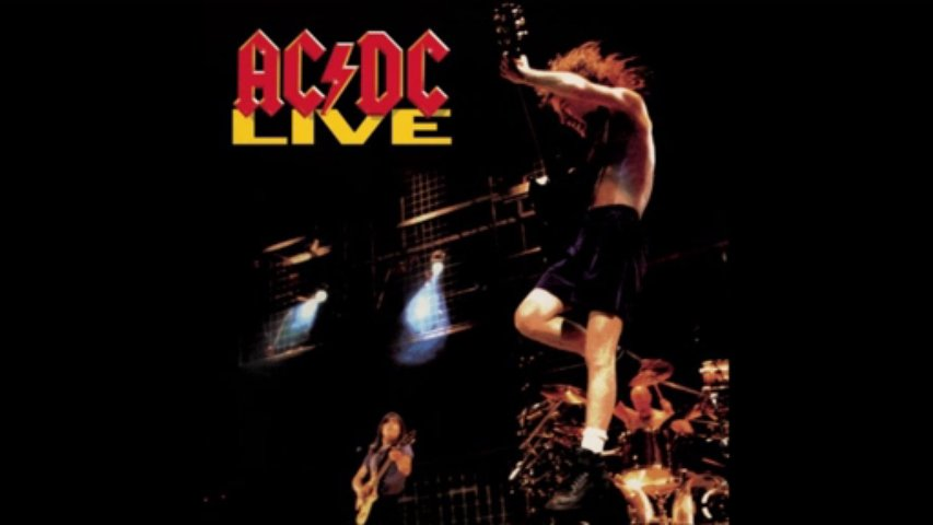 AC/DC – Who Made Who (Live)