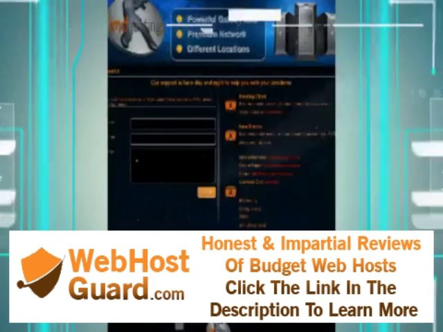 IMD Hosting WebSite