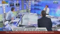 """Nicolas Doze: La Note souveraine de la France bascule de AA+ à AA: """"C'est sérieux mais c'est pas grave"""" - 08/11"""