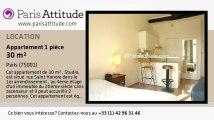 Appartement Studio à louer - Palais Royal, Paris - Ref. 6121