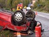 2013_11_08 accident grave d'un sapeur pompier entre sickert et masevaux