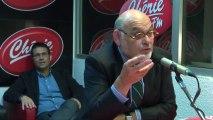Robert Hue, ancien Président du parti Communiste Français, aujourdhui Président du mouvement Unitaire Progressiste, était l'invité de François Mourad sur Chérie Fm, jeudi 7 novembre 2013.