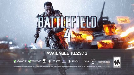 Fire in the Waves Trailer de Battlefield 4
