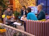 "Стас Шуринс - в передаче ""Утренние курасаны"""