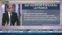 Françoise Rochette VS Rachid Medjaoui: La Baisse de la note souveraine française est un non-event, dans Intégrale Placements – 08/11 1/2