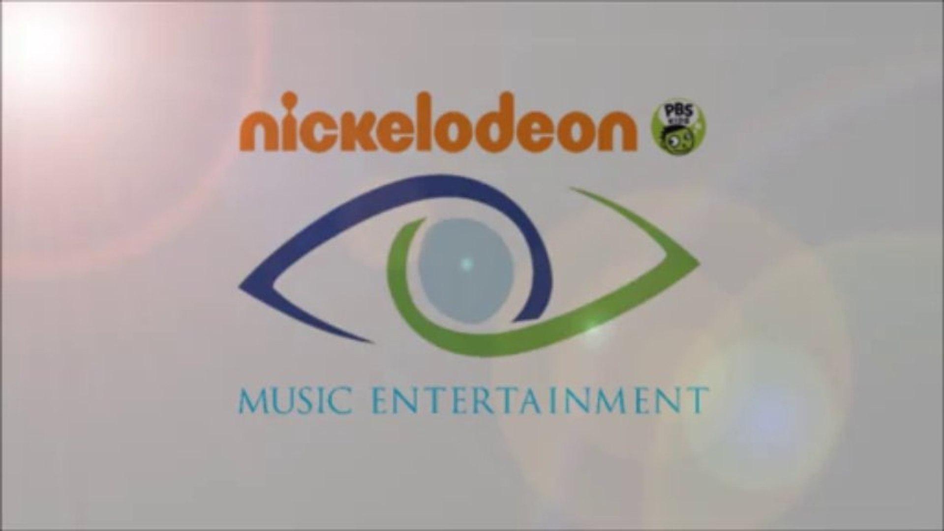 Nickelodeon/PBS Kids Music Entertainment logo (2013) (1st logo)