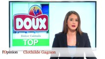 Top : Didier Calmels Flop : Valérie Fourneyron