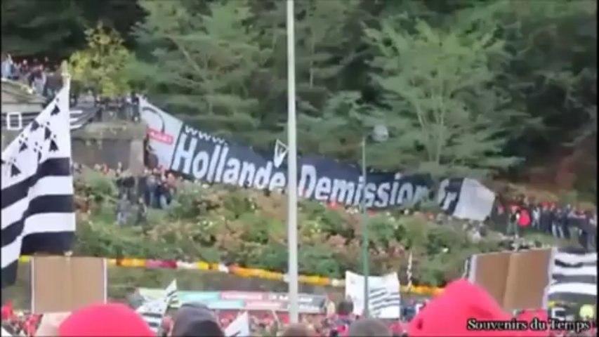 La Révolte Des Bonnets Rouges - Tous À Paris le 11/11 à 11H