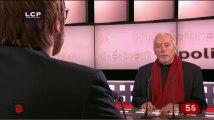 """Marc Blondel : """"Je souffre du comportement de Hollande"""""""