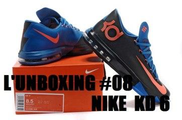 L'unboxing #08    Nike KD 6