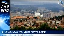 Zap : le nouveau Vel vu de Notre Dame