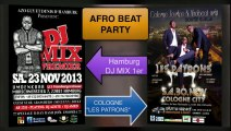 Afro Love Video Mix // Afro Beat Party Hamburg and Cologne