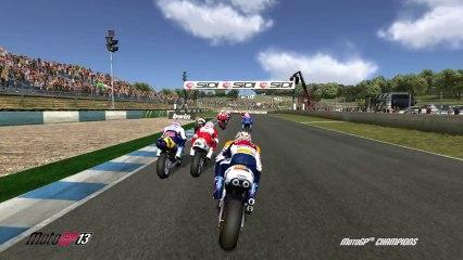 MotoGP Champions DLC de MotoGP 13