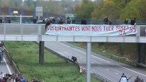 Valenciennois. Les agriculteurs ont exprimé leur ras-le-bol sur l'A2