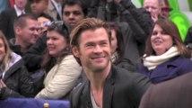 Chris Hemsworth ne consomme que 500 calories par jour pour un nouveau rôle