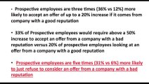 Most Americans Would Rather Stay Unemployed than Work for Companies with Bad Reputations—New CR Magazine Poll - CSR Minute for October 17, 2013