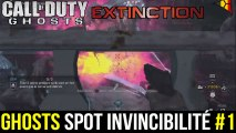 Ghosts // Extinction: SPOT D'INVINCIBILITÉ #1 - Call of Duty Ghosts Glitch   FPS Belgium
